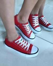 All Star Vermelho Lona